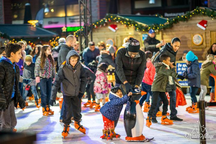Opening Winter Village Amstelveen