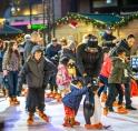 Scholen maken kans op een uur gratis schaatsen bij Winter Village Amstelveen