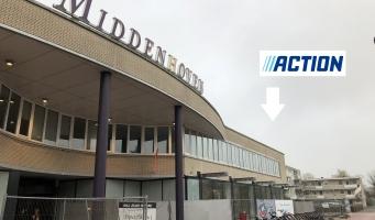 Nieuwe Action in Middenhoven opent begin december