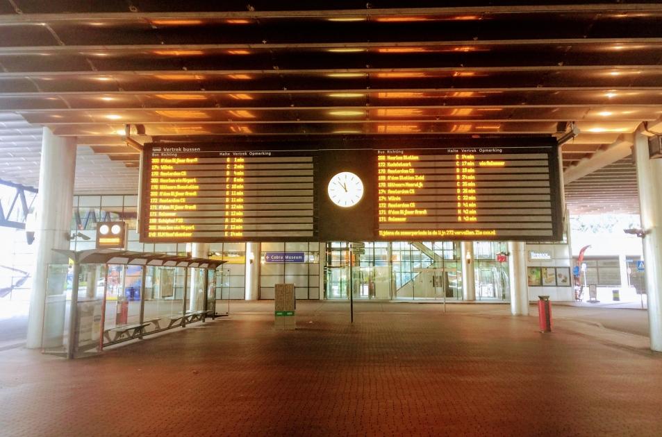 Dit Gaat Veranderen In Het Openbaar Vervoer Per 9 December Amstelveenz