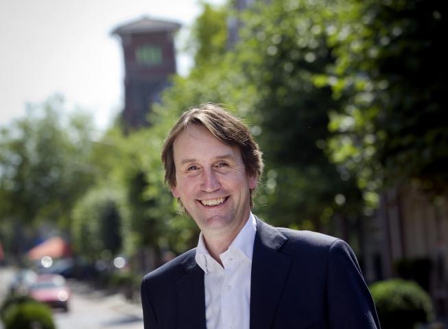 Herbert Raat kondigt onderzoek naar synagoge Randwijcklaan aan