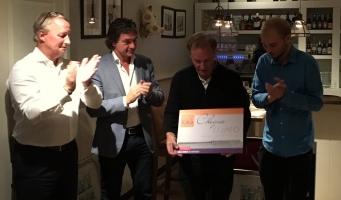 Paardenburg doneert 11.850 euro aan KiKa
