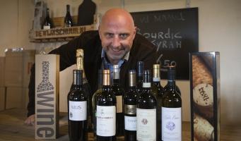 De Wijnschuur: nieuwe selectie 'kerststerren'