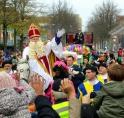 Kinderfeest staat voorop tijdens Sinterklaas-intocht