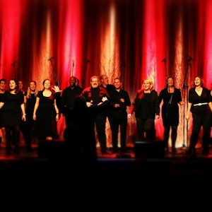 Kerstconcert Amstel Gospel Choir