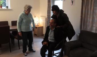 Toch hulp en aangepaste woning voor Syrisch gezin