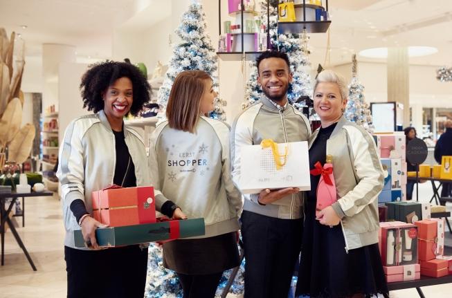 Bijenkorf Amstelveen biedt personal shoppers aan voor kerst