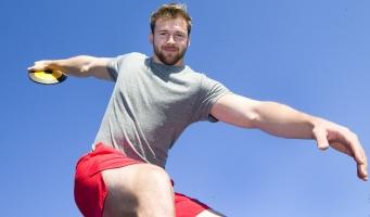 Amstelvener Caspar Hattink: op naar de Olympische Spelen
