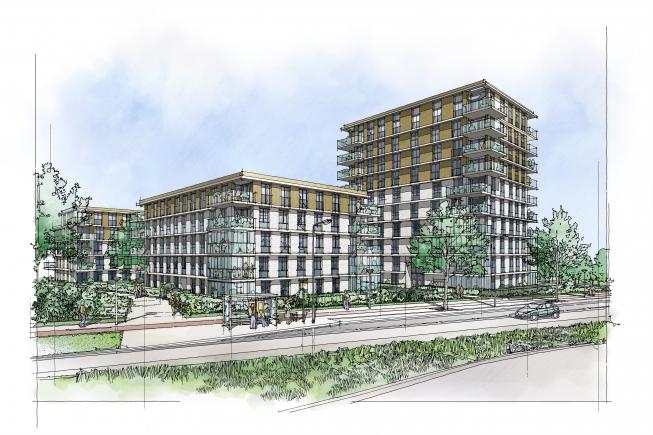 Overige appartementen project 'Klaasje' worden verhuurd