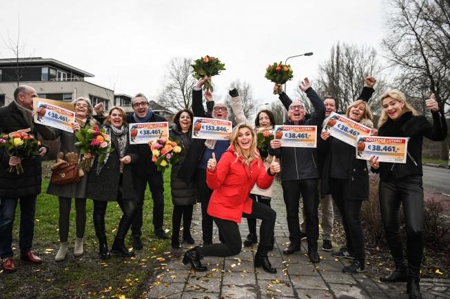 'Lucky Amstelveen': in korte tijd 4,1 miljoen aan grote postcodeprijzen
