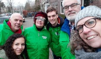 GroenLinks trekt de wijken in