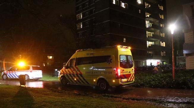 Man zwaargewond na val uit raam bij Uilenstede
