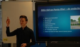 Panta Rhei presenteert beroepsgerichte programma's op open dagen