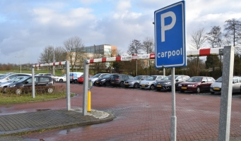 Plannen voor vergroting carpoolplaats & 'Stadshart Express'