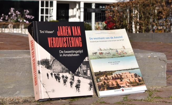 Terug op de plank: historische boeken over Amstelveen