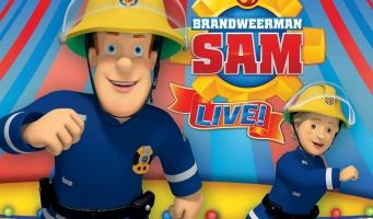 Familiemusical Brandweerman Sam Live