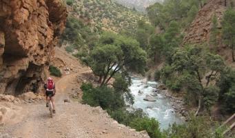 Avond voor avontuurlijke mountainbikers bij BINK