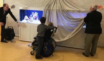 Droom komt uit voor Nifterlake met nieuw mega-aquarium