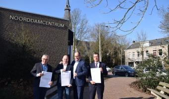 Plannen voor nieuw wijkcentrum Bovenkerk mét parochiecentrum