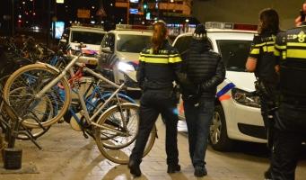 Politie Amstelveen grijpt vluchtende inbrekers