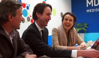 Amstelveen investeert in online gezondheidsdienst Vital10