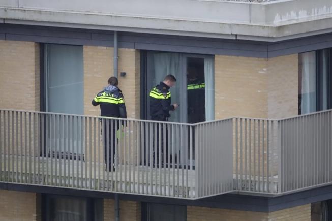 Politie valt Amstelveense 'spookwoningen' binnen