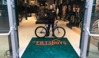 Fietshuys opent zijn deuren in het Stadshart