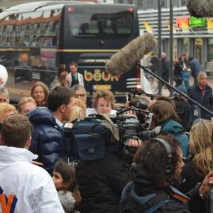 VVD-bustour met Fred Teeven & Mark Rutte
