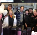 Mark Rutte bezoekt Stadshart, Van der Hooplaan en Westwijk