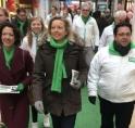 D66 Amstelveen voert campagne met vice-premier Kajsa Ollongren