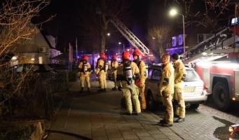 Woningen ontruimd bij brand in Randwijck