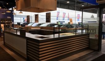 Broodje & Co bij tankstation Loogman in Aalsmeer