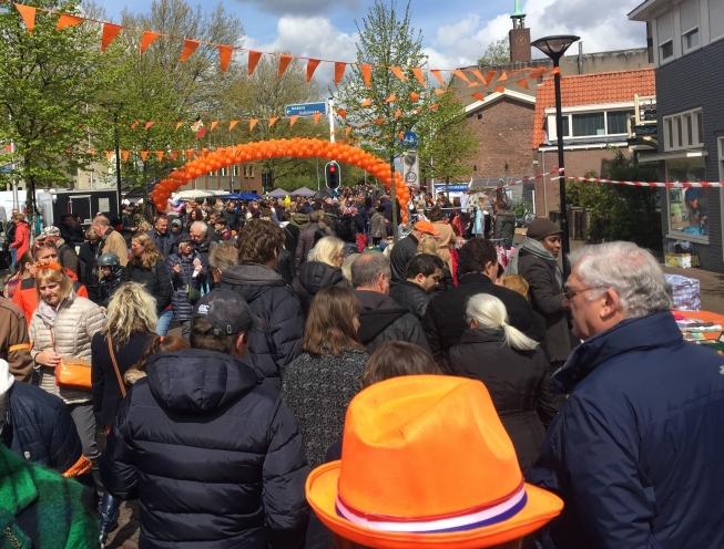 Poll: wat is de beste plek om Koningsdag in Amstelveen te vieren?