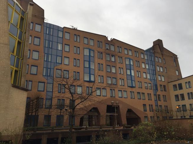 Vertraging bij herontwikkeling oud-KPMG-gebouw tot wooncomplex