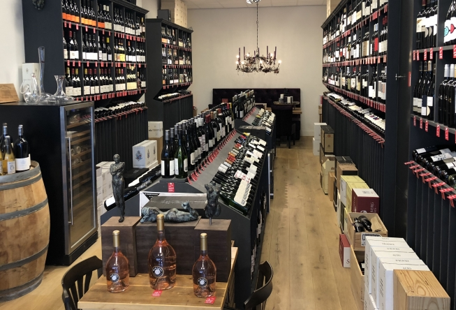 Nieuwe naam: Wijnhandel 't Oude Dorp