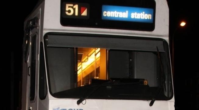 Lijn 5 en 51 plat in spits door technische storing