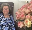 Amstelveense Jo Hettinga is 100 jaar en woont nog zelfstandig