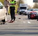 Zwaar ongeval met motorrijder aan Zijdelweg