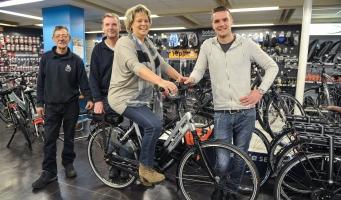 'Bij ons koop je een fiets die écht bij je past'