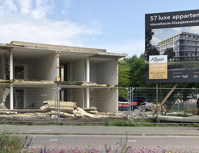 Appartementen 'Klaasje' in prijsrange 450.000-825.000 euro