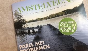 Nieuwe editie AmstelveenZ Magazine is uit