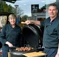 Astrid Drenthe geeft kinderen inkijkje in slagersvak