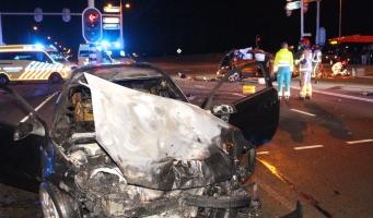 Zwaar ongeval Legmeerdijk: gevluchte bestuurder gepakt