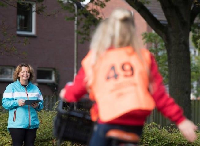 Route voor fietsexamen in Amstelveen bekend