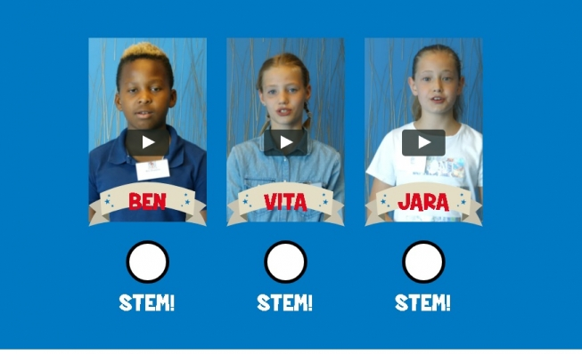 Stemmen op nieuwe kinderburgemeester Amstelveen