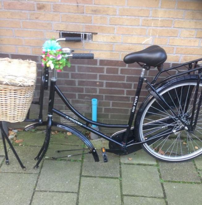 VVN controleert fietsen in De Meent