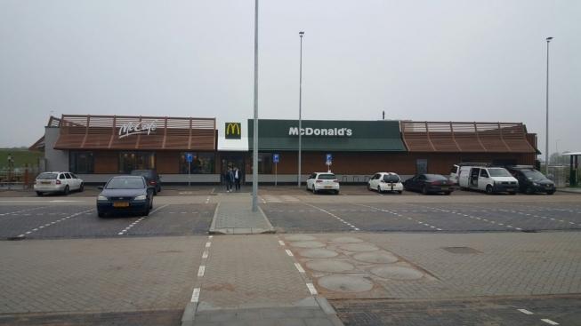 McDonald's Zijdelweg moet 's nachts dicht
