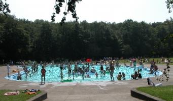 Groot Kinderbad in Amsterdamse bos moet even dicht