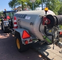Amstelveen zet extra waterwagen in voor jonge beplanting
