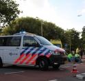 Opnieuw ongeval met letsel op Amstelveense rotonde